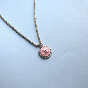 Chanel Repurposed Necklace